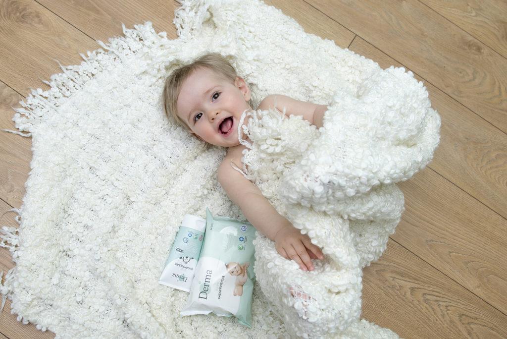 sposoby na suchą skórę dziecka