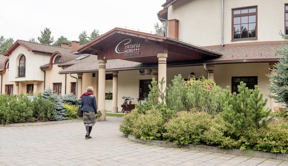 hotel centuria jura krakowsko-czestochowska