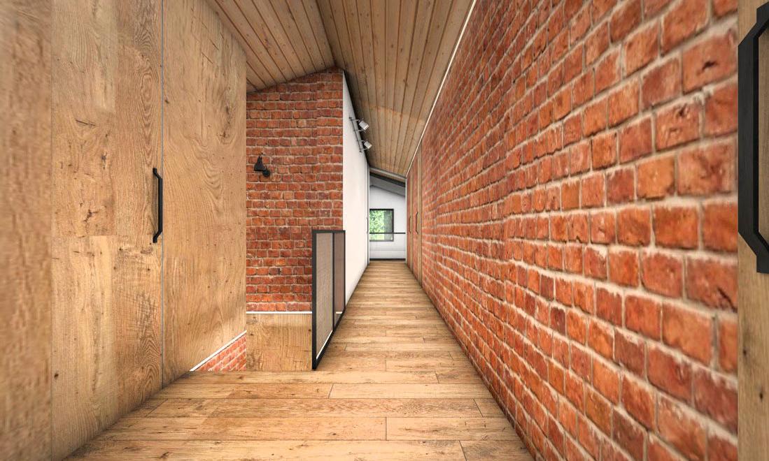 Zaczynamy planować wnętrza stodoły!